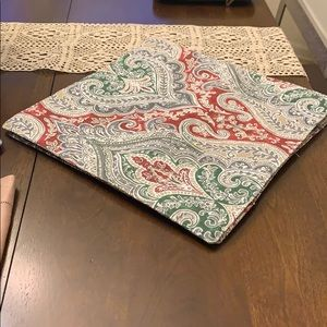 Set of 4 Twig & Twine decorative placemats